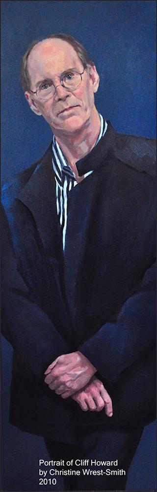 Portrait by Christine Wrest Smith