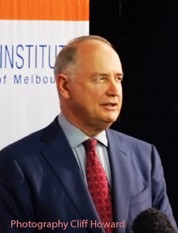 Professor Ross Garnaut - circa 2010