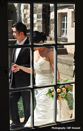 Photography - Montsalvat Wedding by Cliff Howard