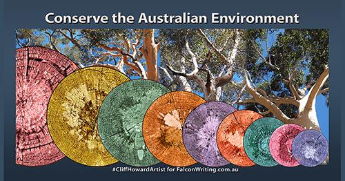 #CliffHowardArtist #artwork #environment #graphics #design #posters #rabbits #logos #trees